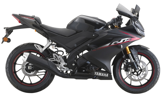 Yamaha YZF-R15 co them phien ban mau moi, gia khong doi hinh anh 3