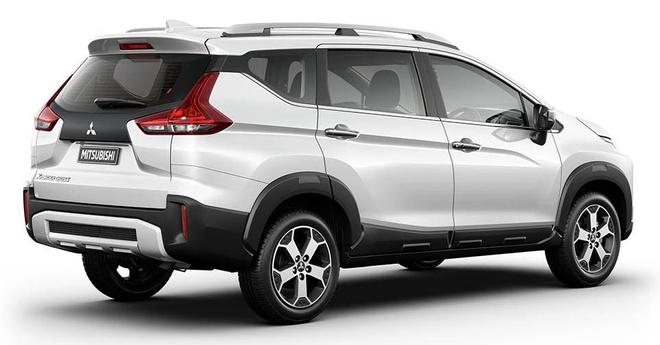 Mitsubishi Xpander sap co them phien ban SUV to va ham ho hon hinh anh 2