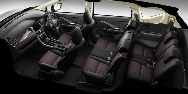 Mitsubishi Xpander sap co them phien ban SUV to va ham ho hon hinh anh 4