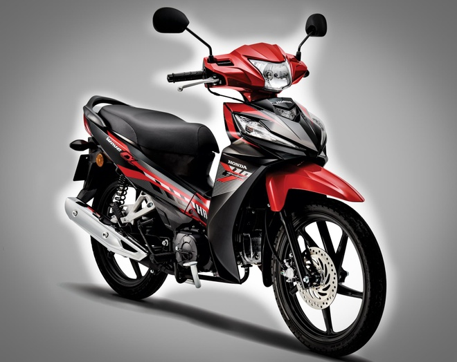 Honda Wave Alpha 2020 ra mat tai Malaysia, Viet Nam van dang la ban cu hinh anh