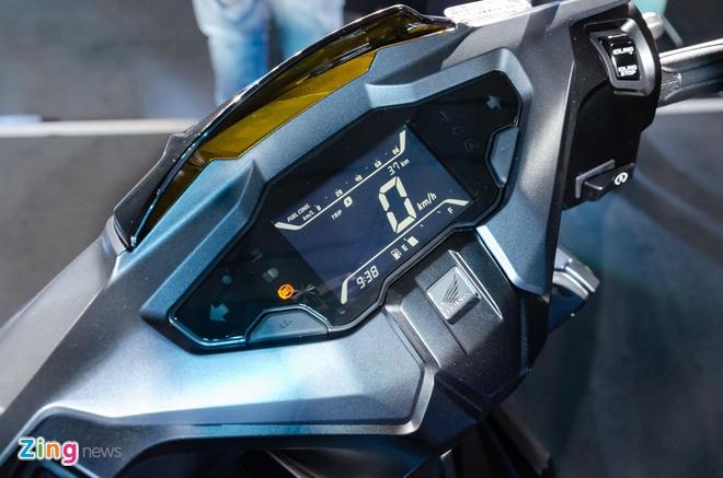 Danh gia nhanh Honda Air Blade 2020 vua ra mat hinh anh