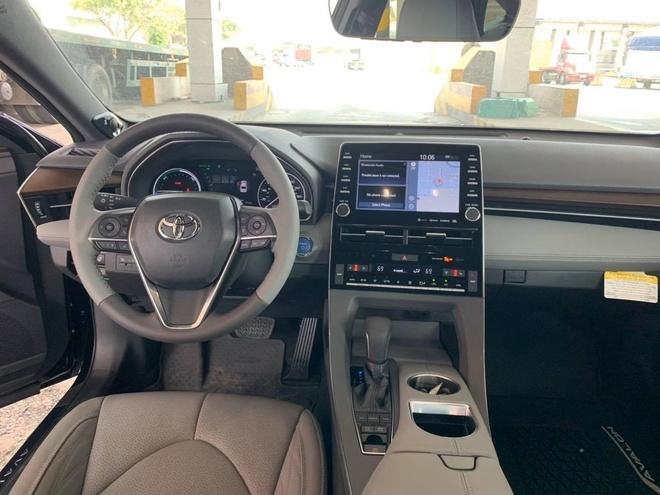 Toyota Avalon Hybrid Limited 2020 ve Viet Nam, gia gan 4 ty dong hinh anh 7 80399651_2524338164516241_2055396933538676736_n.jpg