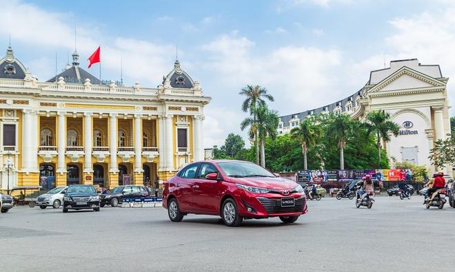 Toyota Vios 2020 ra mat o Viet Nam, gia tu 470 trieu dong hinh anh 1 Vios_2020_1.JPG