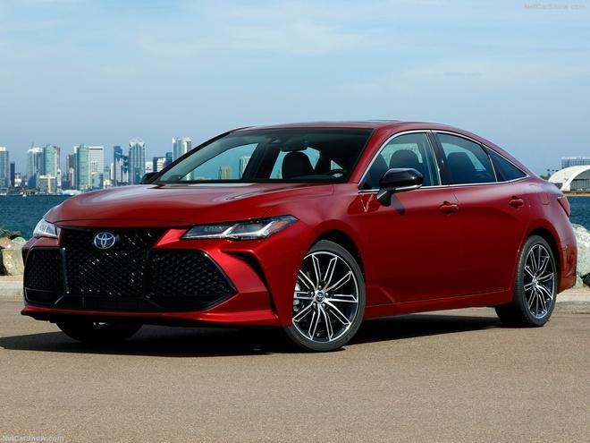 3,4 trieu xe Toyota dinh loi tui khi khong bung hinh anh 2 Toyota_Avalon_2019_1024_06.jpg