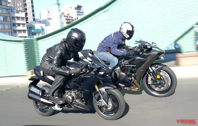 Kawasaki Z125 Pro lot xac thanh Ninja H2 anh 8