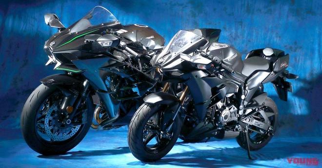 Kawasaki Z125 Pro lot xac thanh Ninja H2 anh 4