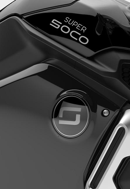 Hang Trung Quoc phan phoi xe dien cua Ducati tai DNA hinh anh 3 2020_Super_Soco_electric_motorcycle_9.jpg
