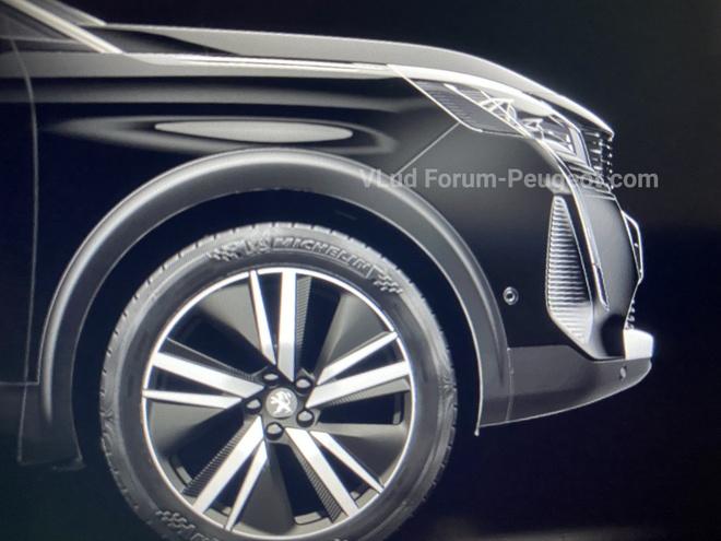 Peugeot 3008 facelift 2021 sap ra mat anh 7