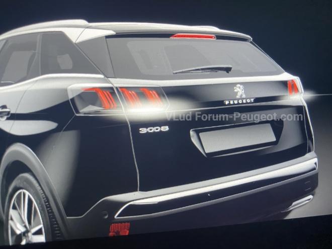 Peugeot 3008 facelift 2021 sap ra mat anh 3