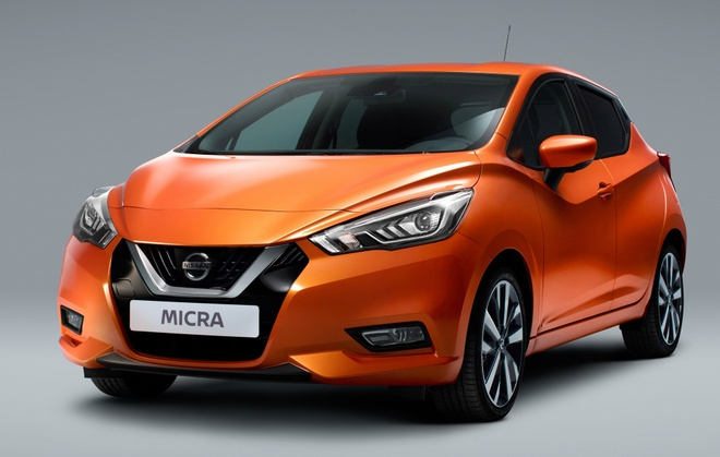Nissan March the he moi se do Renaul che tao anh 1