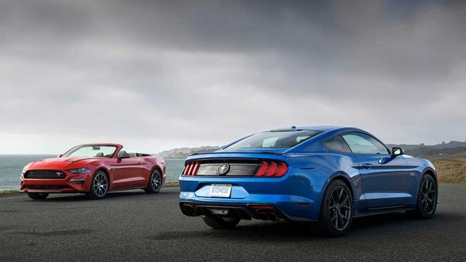 Ford Mustang 2020 bi trieu hoi anh 2