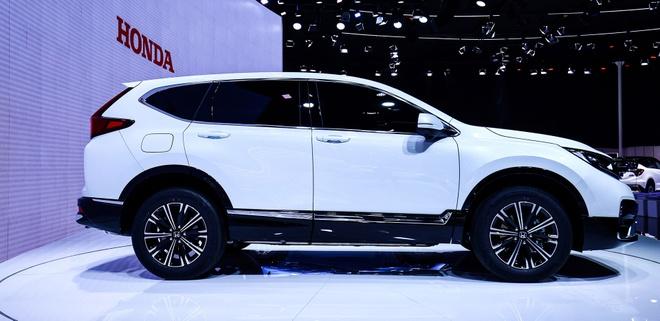 Honda CR-V PHEV duoc gioi thieu tai Trung Quoc anh 6