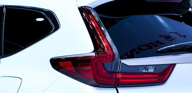 Honda CR-V PHEV duoc gioi thieu tai Trung Quoc anh 5