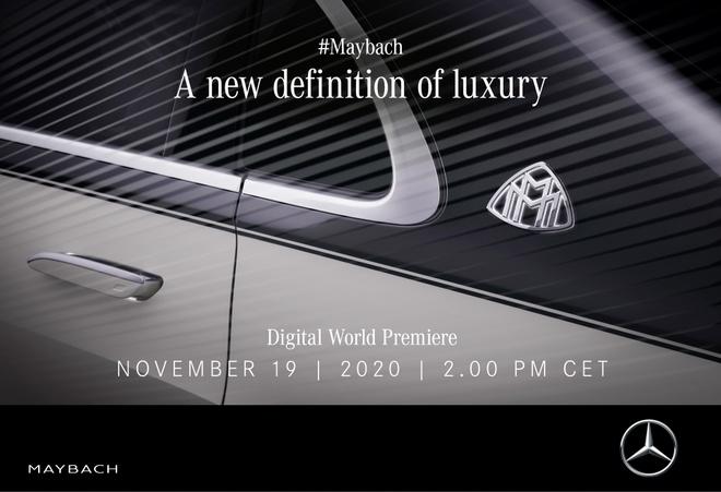 Mercedes-Maybach S-Class 2021 sap duoc ra mat anh 1