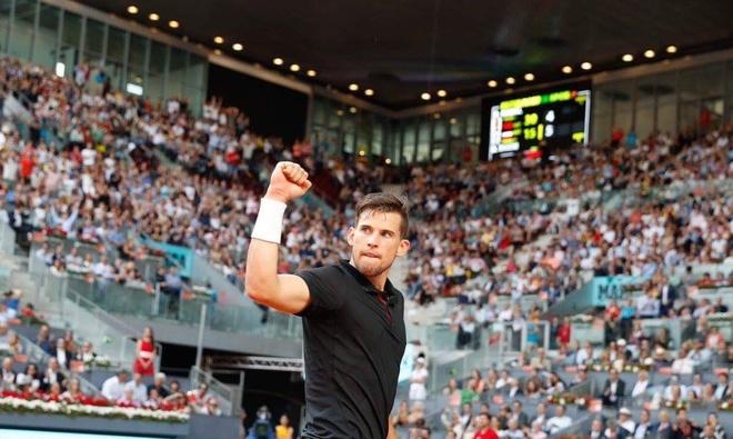 Nadal thua soc Thiem tai tu ket Madrid Open, mat ngoi so 1 the gioi hinh anh 1
