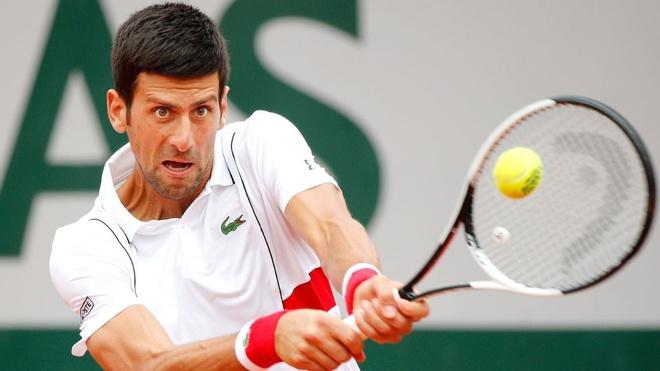 Highlights vong 2 Phap mo rong Novak Djokovic  vs Jaume Munar hinh anh