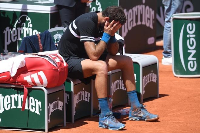 Danh bai Del Potro, Nadal lan thu 11 vao chung ket Phap mo rong hinh anh 2