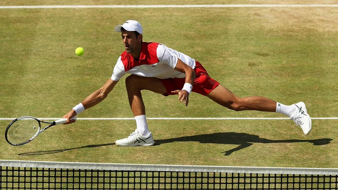 Djokovic thua nuoi tiec Cilic, Federer mat ngoi vuong tai Halle hinh anh 2