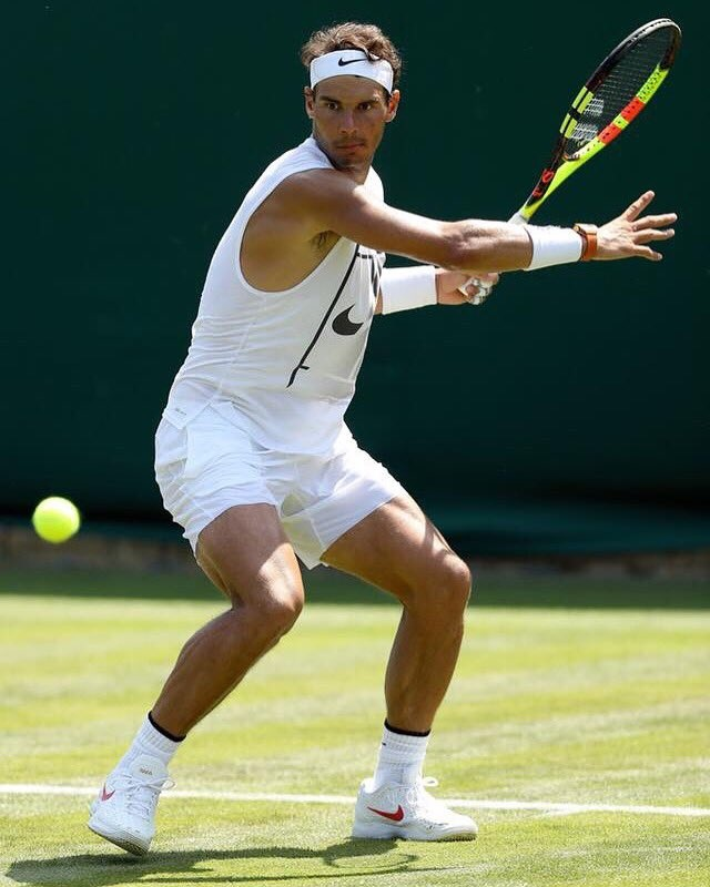 Phan nhanh Wimbledon 2018: Federer de tho hon Nadal hinh anh 2
