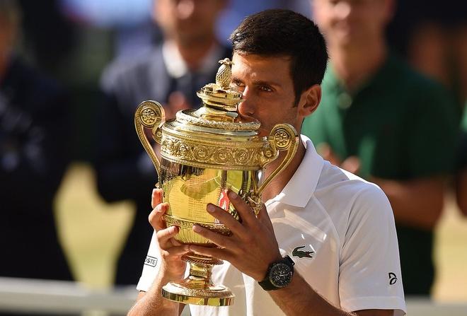 Thang chong vanh Anderson, Djokovic lan thu tu len ngoi tai Wimbledon hinh anh