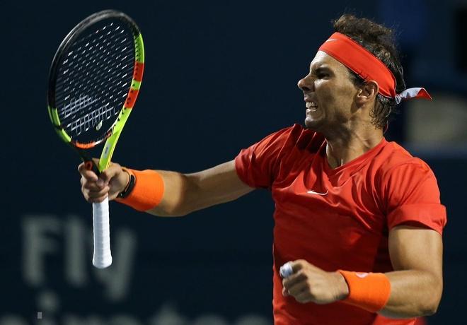 Vao ban ket Rogers Cup, Nadal chac suat du giai 'bat hung' hinh anh