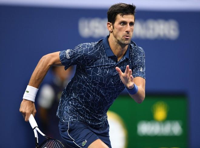 Federer, Djokovic vuot kho vao vong 3 My mo rong 2018 hinh anh 2