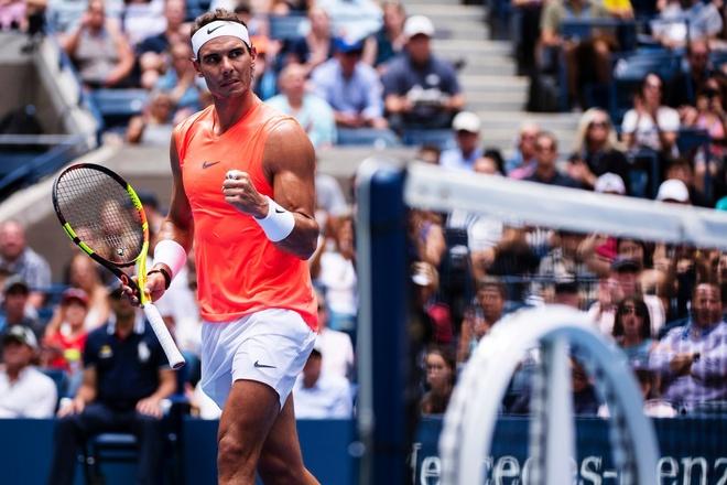 Nadal, Serena vuot kho vao tu ket My mo rong 2018 hinh anh 1