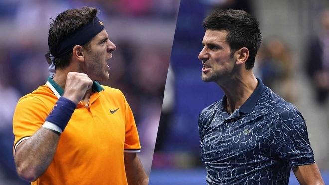 Chung ket don nam US Open, Djokovic vs Del Potro: Dinh cao vay goi hinh anh