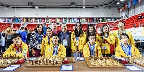 Truong Son doat HCV ca nhan Olympiad 2018 anh 2