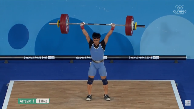 Pha ky luc quoc gia, Huy Hoang van hut huy chuong tai Olympic tre hinh anh 2