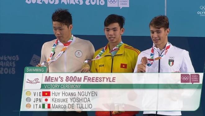 Nguyen Huy Hoang xuat sac gianh HCV Olympic tre hinh anh 2