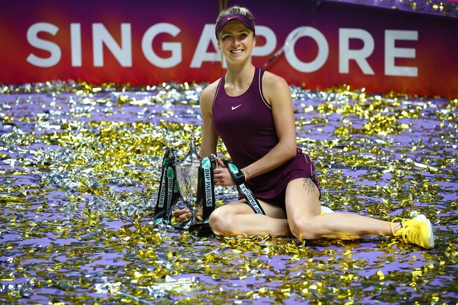 Vo dich WTA Finals, Svitolina gianh danh hieu lon nhat su nghiep hinh anh