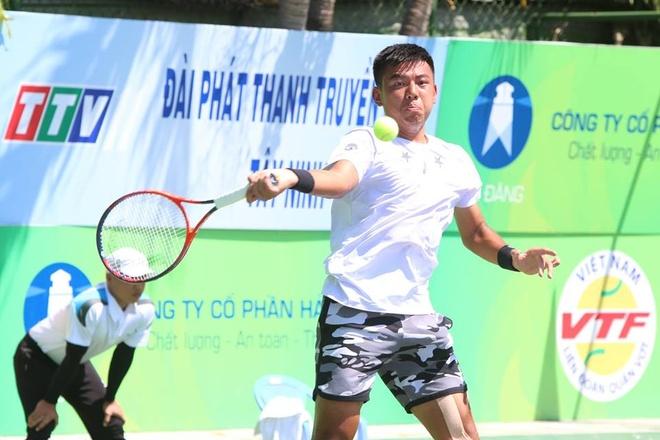 Ly Hoang Nam thang 'kep' tai giai Viet Nam F5 Futures hinh anh