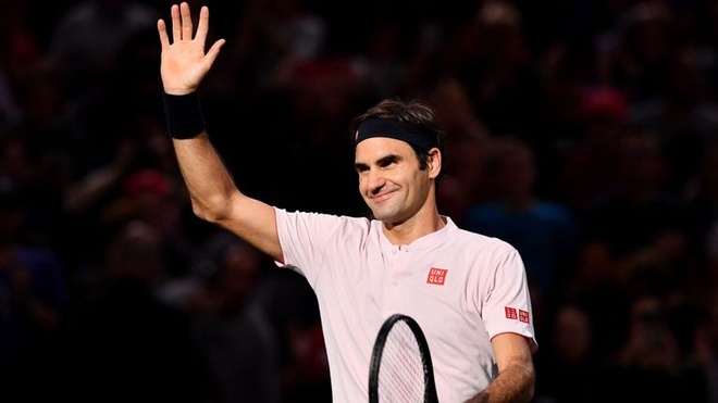 Thang tran dau tien sau ba nam tai Paris Masters, Federer vao tu ket hinh anh