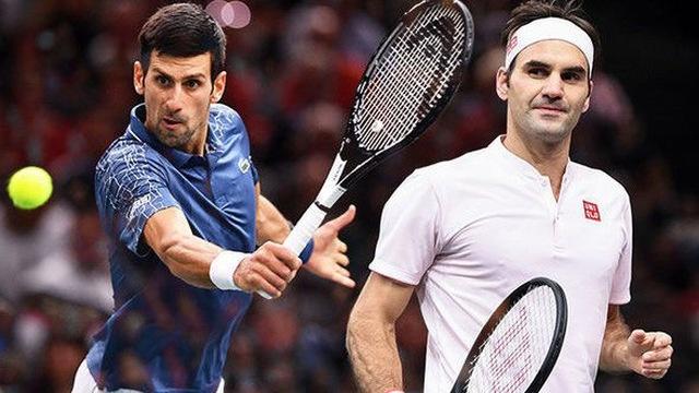 Chia bang ATP Finals: Djokovic huong toi san bang ky luc cua Federer hinh anh
