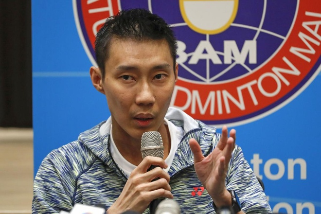 Lee Chong Wei: 'Toi se som tro lai va huong den Olympic Tokyo' hinh anh 1
