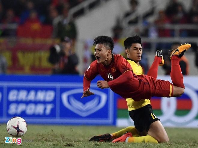 Tuyen Malaysia nhan giai Fair-play tai AFF Cup hinh anh 1