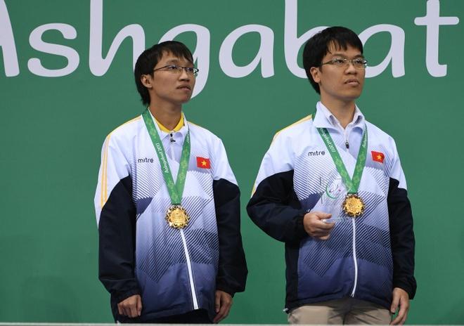 Quang Liem, Truong Son gianh ve du World Cup co vua 2019 hinh anh