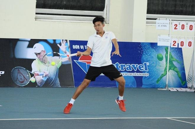 Tai nang tre Van Phuong lan dau du giai tre Grand Slam hinh anh 1