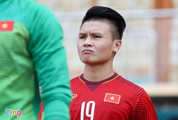 Tuyen Viet Nam co chieu cao trung binh thap nhat tai Asian Cup 2019 hinh anh