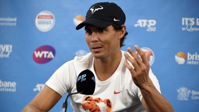 Nadal rut lui khoi giai dau dau nam vi chan thuong hinh anh