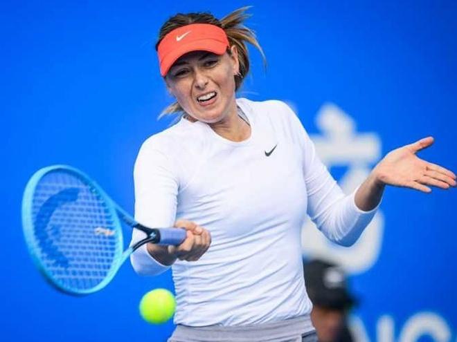 Maria Sharapova bo cuoc tai giai dau o Trung Quoc hinh anh 1