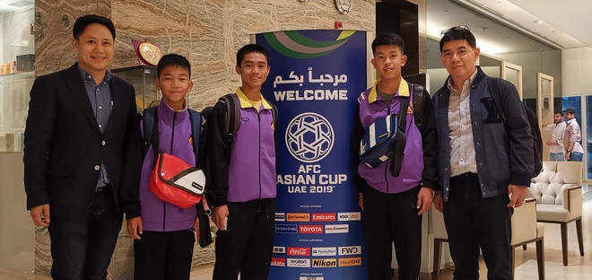 Doi bong mac ket Thai Lan du Asian Cup anh 1