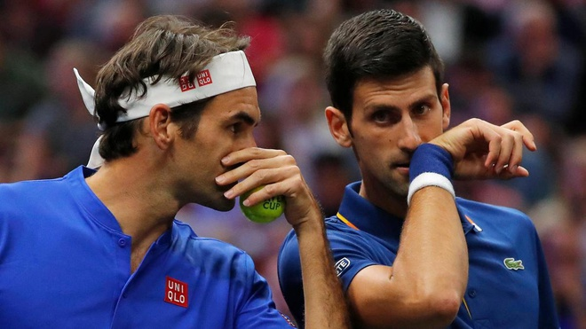 Federer danh gia Djokovic la ung vien vo dich tai Australian Open hinh anh
