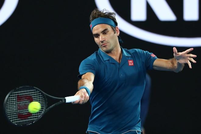 Roger Federer, Nadal thang tran ra quan tai Australian Open hinh anh