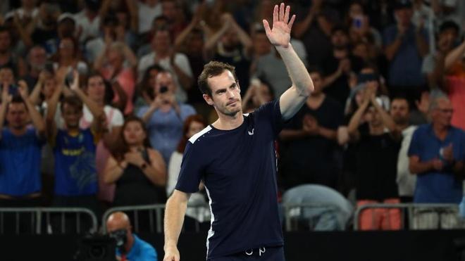 Andy Murray la nha vo dich doi voi khan gia tai Melbourne Park hinh anh