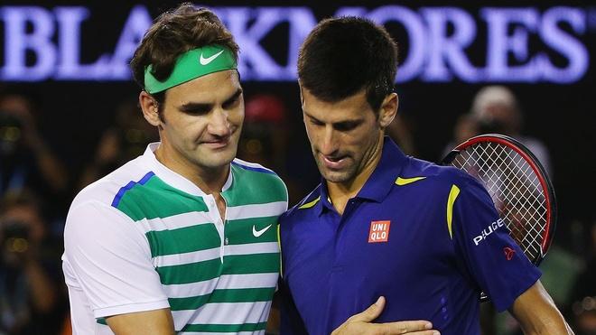 Federer vs Djokovic - tay vot nao la vua o Australian Open? hinh anh