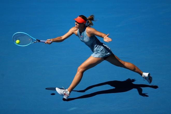 Sharapova khoi dau nhu mo tai Australian Open 2019 hinh anh 1