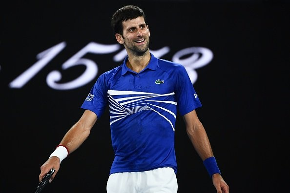 Djokovic khuat phuc Tsonga sau 3 set tai vong 2 Australian Open 2019 hinh anh