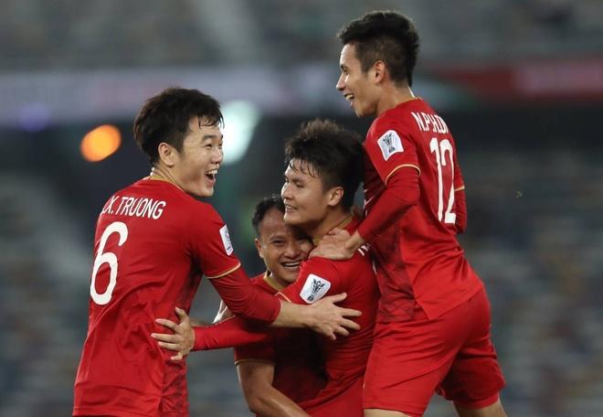 Bao Han Quoc nhan dinh tuyen Viet Nam sang cua vao tu ket Asian Cup hinh anh